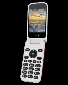 6620 - 3G Klaptelefoon (Rood-Wit)