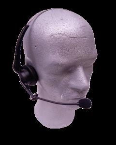 MHS-2 Hoge Kwaliteits Ergonomische Headset met Boom-Microfoon