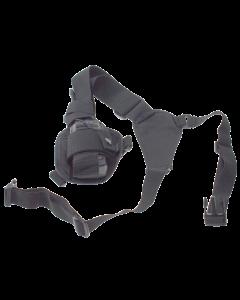 SCC-01 Schouder draagtas voor walkie-talkies