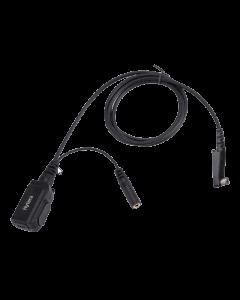 ACN03 PTT & Mic controller zonder oorstukje