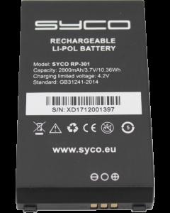 Batterij voor RP-301