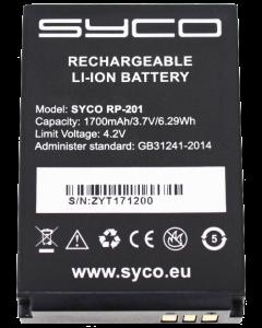 Batterij voor RP-201