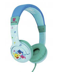 Baby Shark Family Junior Koptelefoon