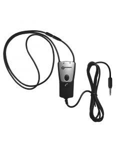 iLoop+ Aangedreven neklus met Jack aansluiting en ingebouwde microfoon