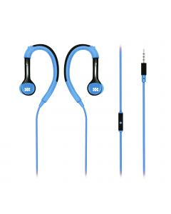 Natty - Universele Over-The-Ear Sport headset (Blauw)