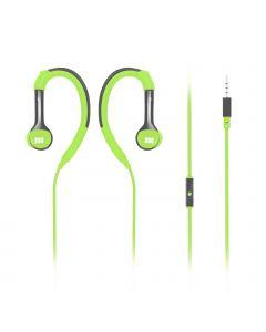 Natty - Universele Over-The-Ear Sport headset (Groen)