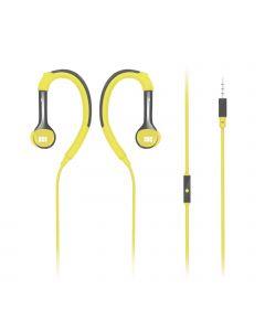 Natty - Universele Over-The-Ear Sport headset (Geel)