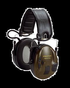 SportTac headset jacht