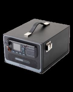 PS16001 Desktop kast met geïntegreerde voeding