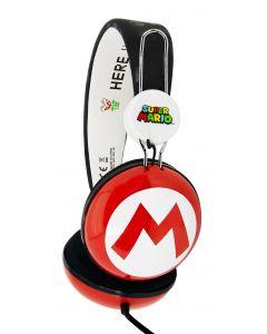 Super Mario Icon Teen Koptelefoon