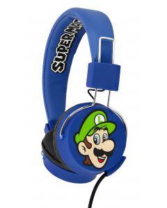Super Mario & Lugi Teen Koptelefoon