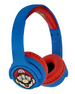 Super Mario Junior Bluetooth Koptelefoon